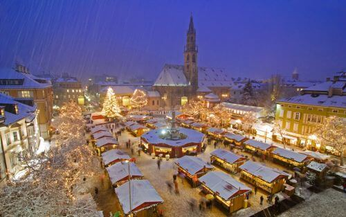 Mercatini Natale.Bolzano Mercatini Di Natale 2019 Foto Date Orari