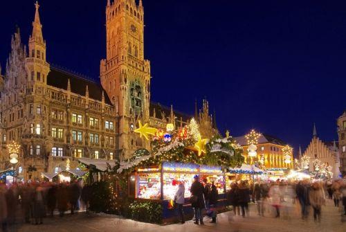 Mercatini Natale.Mercatini Di Natale A Monaco Di Baviera 2019 Foto Date