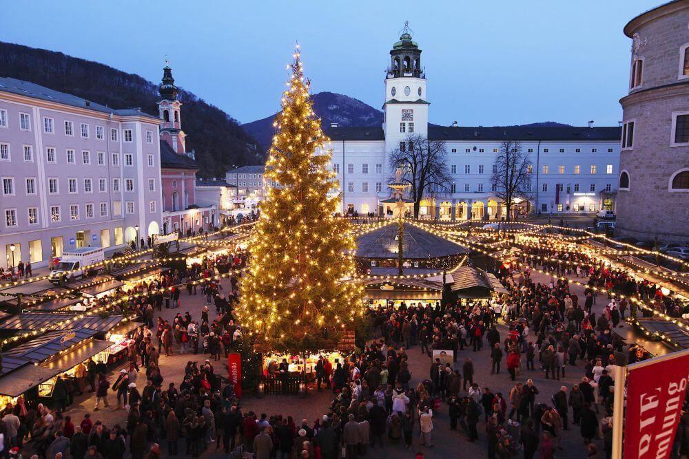 Mercatini Di Natale Trento 2020.Mercatini Di Natale A Trento 2020 Foto Date Orari Eventi Come Arrivare Offerte Hotel Viaggi