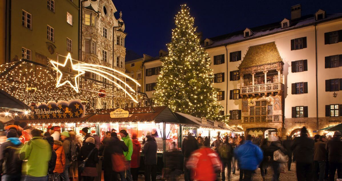 Mercatini Natale Trento.Mercatini Di Natale A Trento 2019 Foto Date Orari