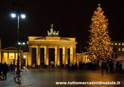 Mercati Natale Berlino.Mercatini Di Natale A Berlino 2019 Foto Date Orari