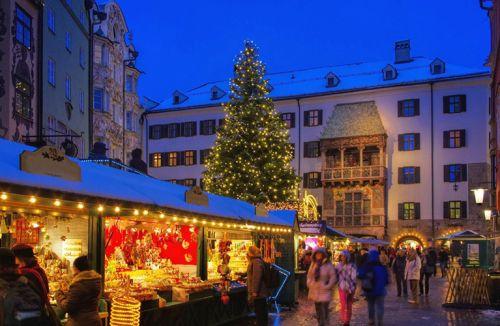 Immagini Mercatini Di Natale Innsbruck.Mercatini Di Natale A Innsbruck 2019 Foto Date Orari