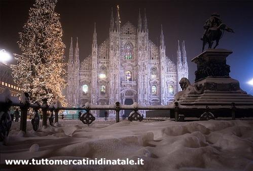 Immagini Milano Natale.Mercatini Di Natale A Milano 2018 Foto Date Orari