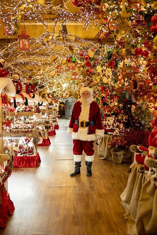 La Casa Di Babbo Natale A Verona.Il Villaggio Di Babbo Natale Mondo Verde Garden 2020 Reggio Emilia Foto Date Orari Come Arrivare