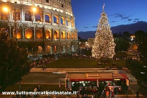Albero Di Natale Roma 2020.Mercatini Di Natale A Roma 2020 Foto Date Orari Eventi Offerte Hotel Viaggi