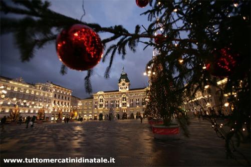 Trieste Natale Immagini.Mercatini Di Natale A Trieste 2019 Foto Date Orari Eventi