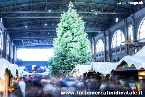 Addobbi Natalizi Zurigo.Mercatini Di Natale A Zurigo 2019 Foto Date Orari Eventi